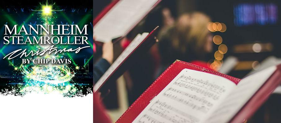 Mannheim Steamroller at Benedum Center