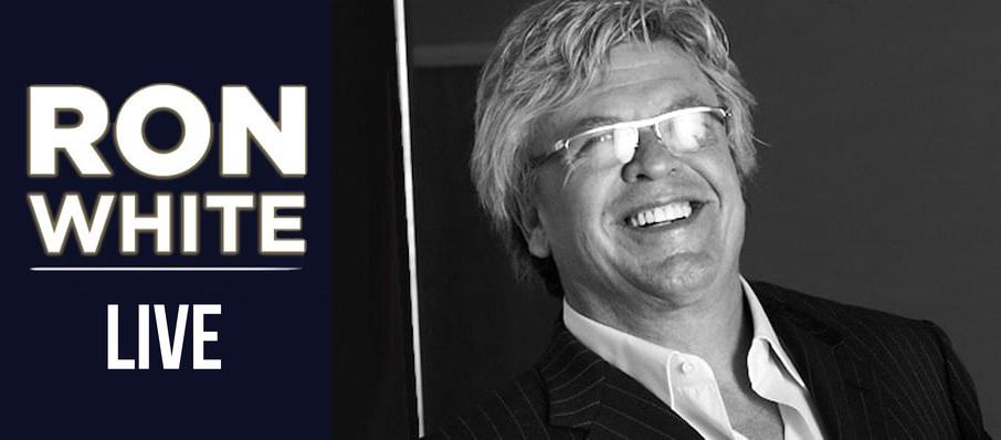 Ron White at Benedum Center