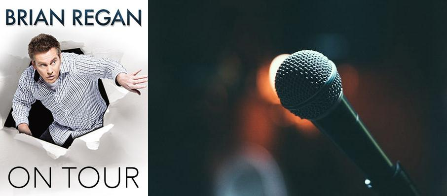 Brian Regan at Palace Theatre