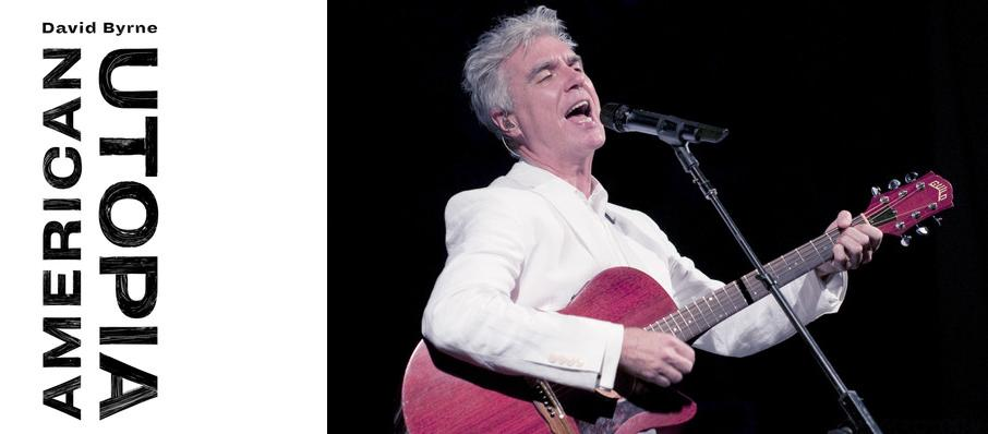 David Byrne at Benedum Center