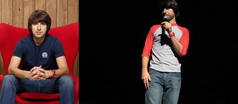 Demetri Martin at Carnegie Library Music Hall Of Homestead