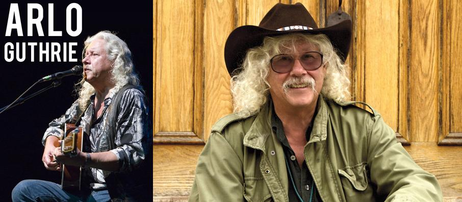 Arlo Guthrie at Carnegie Library Music Hall Of Homestead