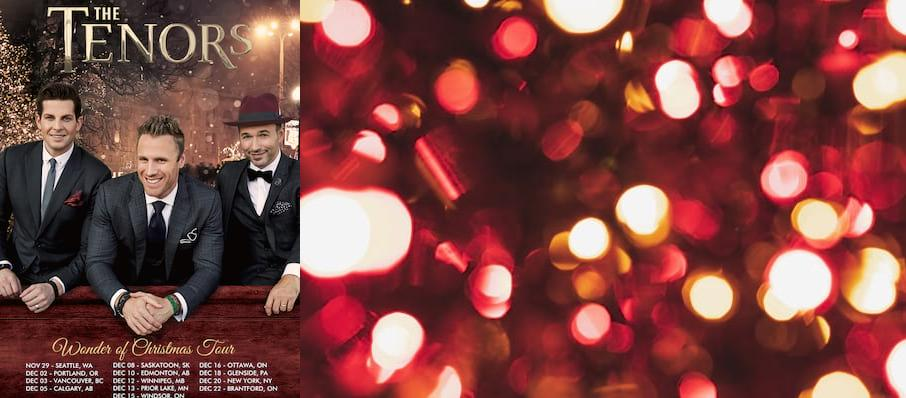The Tenors at Palace Theatre