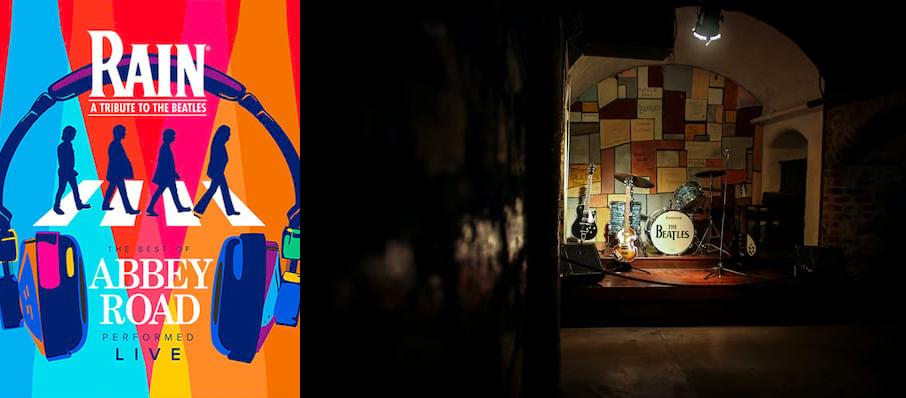 Rain - A Tribute to the Beatles at Palace Theatre