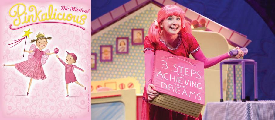 Pinkalicious at Pittsburgh Playhouse