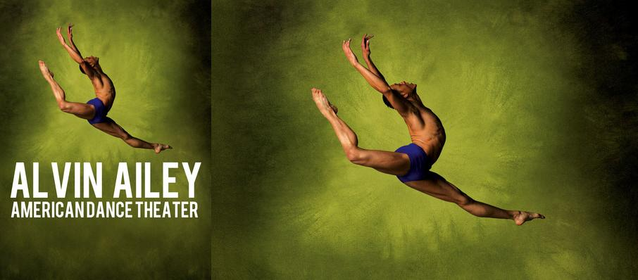 Alvin Ailey American Dance Theater at Benedum Center
