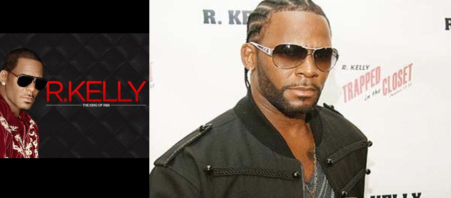 R. Kelly at Benedum Center