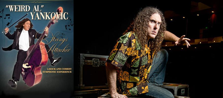 Weird Al Yankovic at Palace Theatre