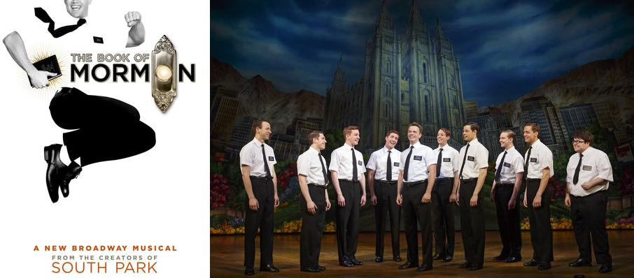 The Book of Mormon at Heinz Hall