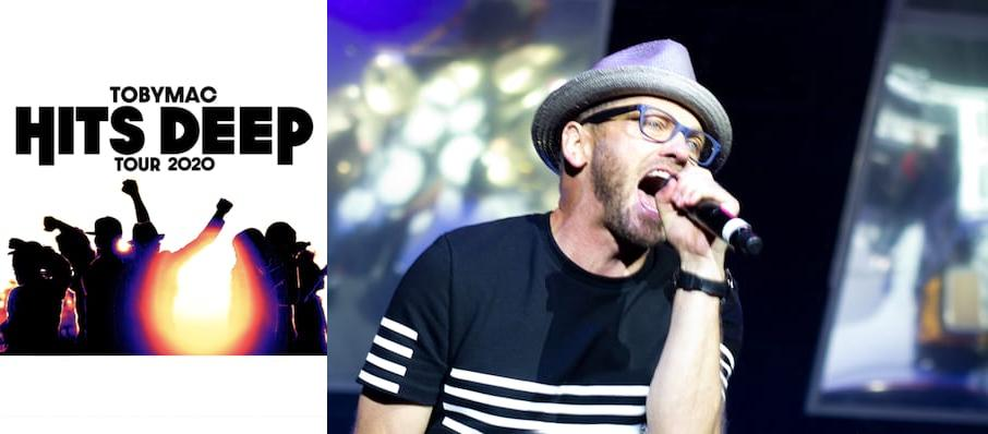 TobyMac at Petersen Events Center