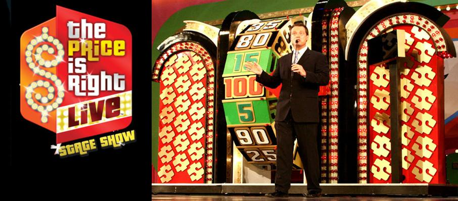 The Price Is Right - Live Stage Show at Heinz Hall