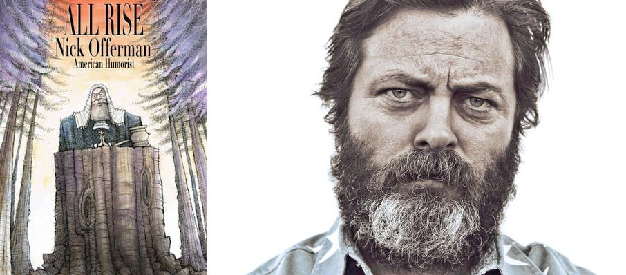 Nick Offerman at Benedum Center