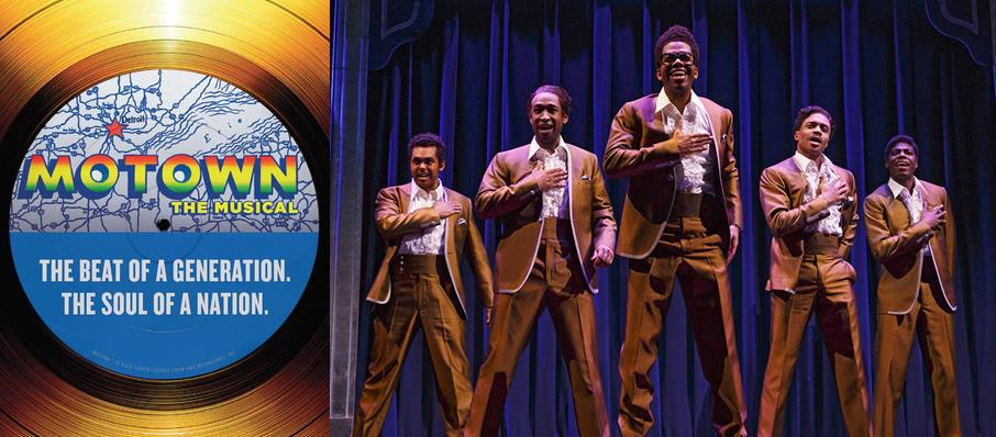 Motown - The Musical at Benedum Center