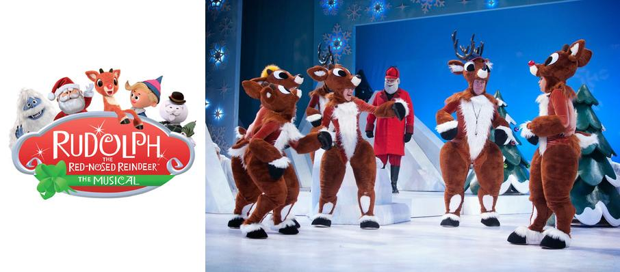 Rudolph the Red-Nosed Reindeer at UPMC Events Center