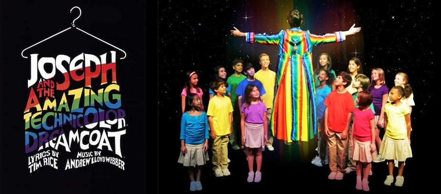 Joseph and the Amazing Technicolor Dreamcoat at Palace Theatre