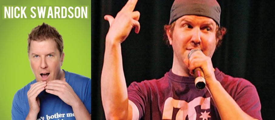 Nick Swardson at Carnegie Library Music Hall Of Homestead