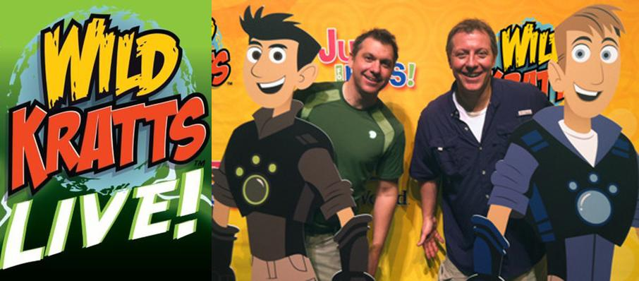 Wild Kratts - Live at Benedum Center