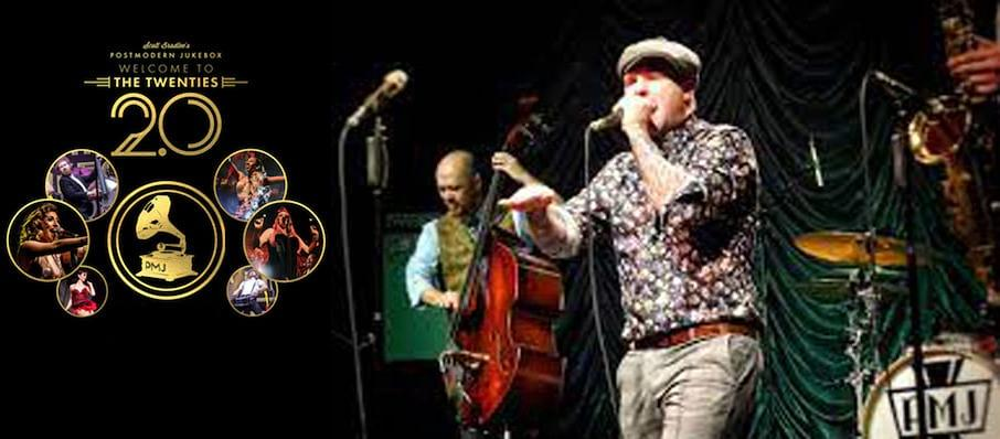 Postmodern Jukebox at Carnegie Library Music Hall Of Homestead