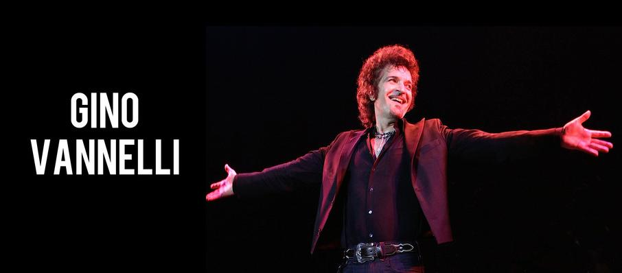 Gino Vannelli at Palace Theatre
