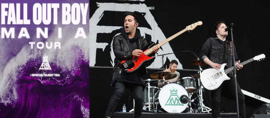 Fall Out Boy at PPG Paints Arena