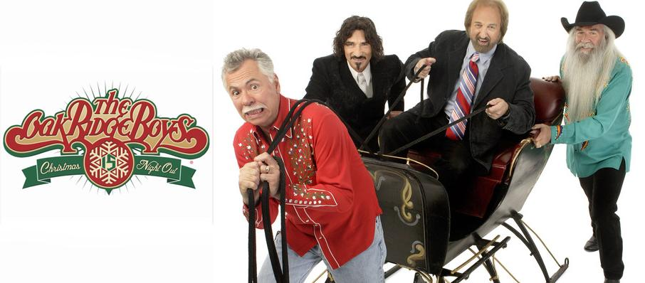 The Oak Ridge Boys Christmas Show at Palace Theatre