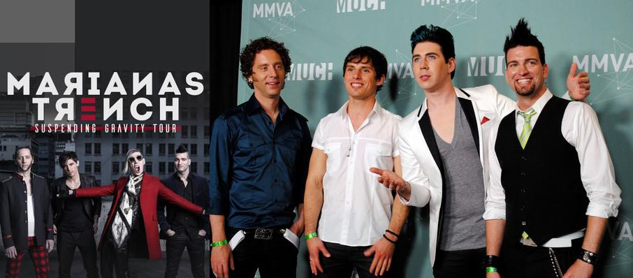 Marianas Trench at Mr Smalls Theater