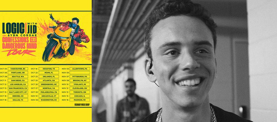 Logic at Petersen Events Center