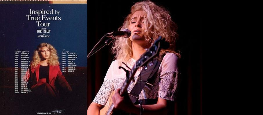 Tori Kelly at Carnegie Library Music Hall Of Homestead