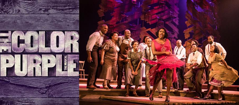 The Color Purple at Benedum Center
