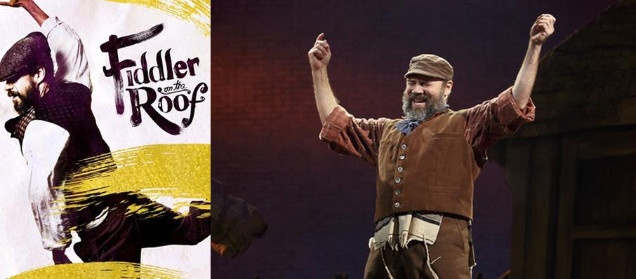 Fiddler on the Roof at Benedum Center