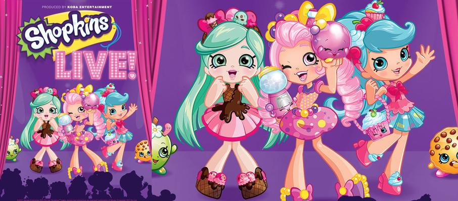 Shopkins Live at Byham Theater