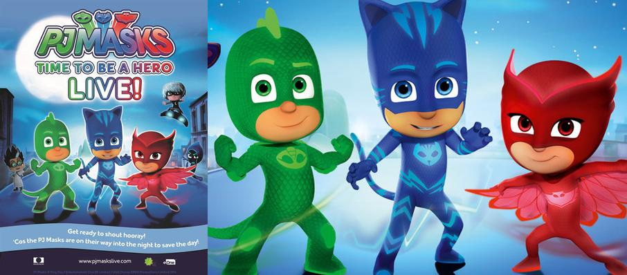 PJ Masks Live! Time To Be A Hero at Byham Theater