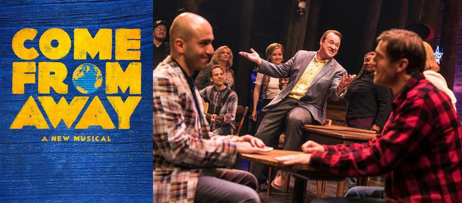 Come From Away at Benedum Center