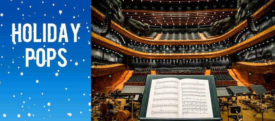 Holiday Pops at Heinz Hall