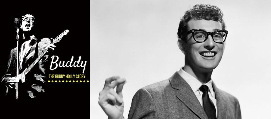 The Buddy Holly Story at Palace Theatre
