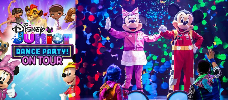 Disney Junior Live: Dance Party at Benedum Center
