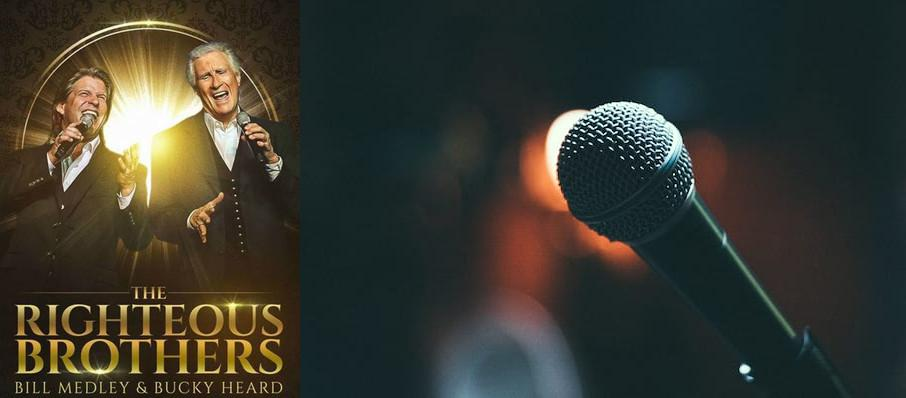 The Righteous Brothers at Palace Theatre