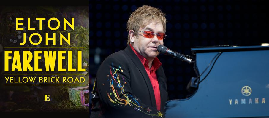 Elton John at PPG Paints Arena