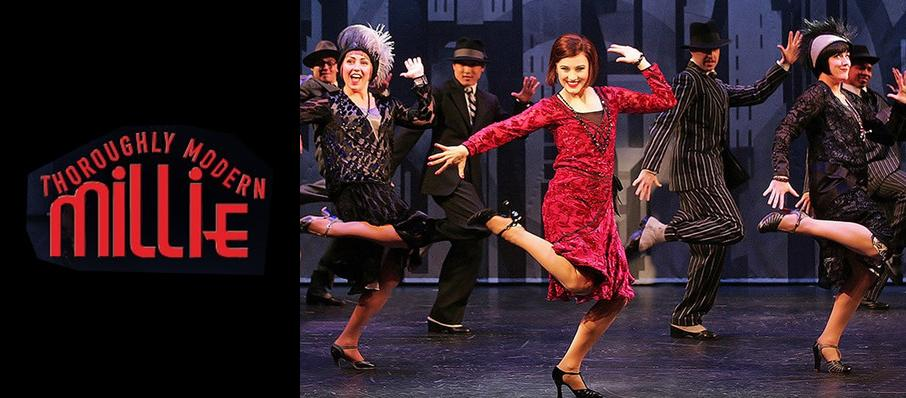 Thoroughly Modern Millie at Benedum Center