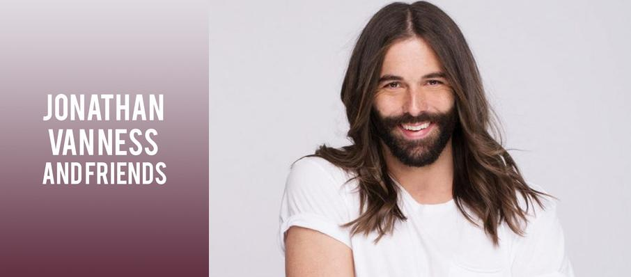 Jonathan Van Ness and Friends at Carnegie Library Music Hall Of Homestead