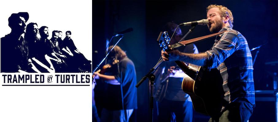 Trampled by Turtles at Mr Smalls Theater