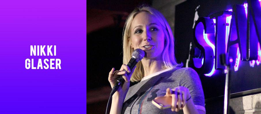 Nikki Glaser at Carnegie Library Music Hall Of Homestead