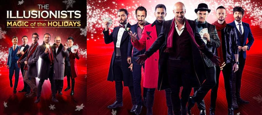 The Illusionists: Magic of the Holidays at Heinz Hall