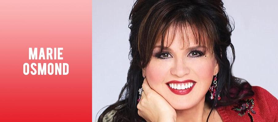 Marie Osmond at Palace Theatre