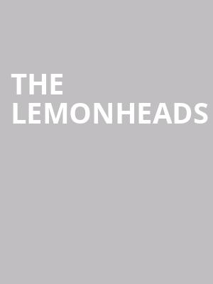 The Lemonheads at Mr Smalls Theater