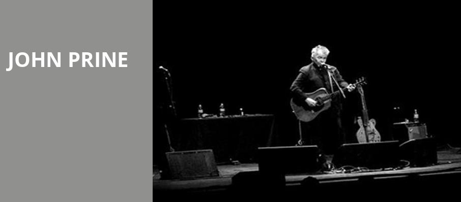 John Prine, Heinz Hall, Pittsburgh