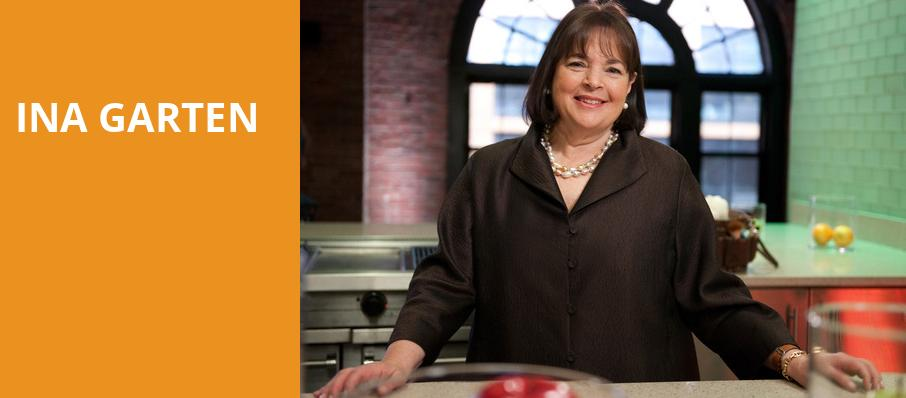 Ina Garten, Heinz Hall, Pittsburgh