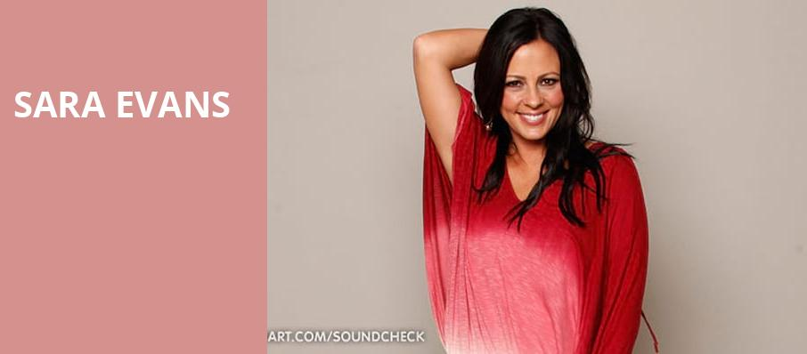 Sara Evans, Palace Theatre, Pittsburgh