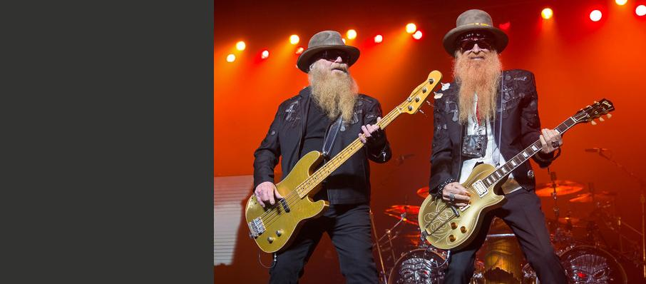 ZZ Top, Palace Theatre , Pittsburgh