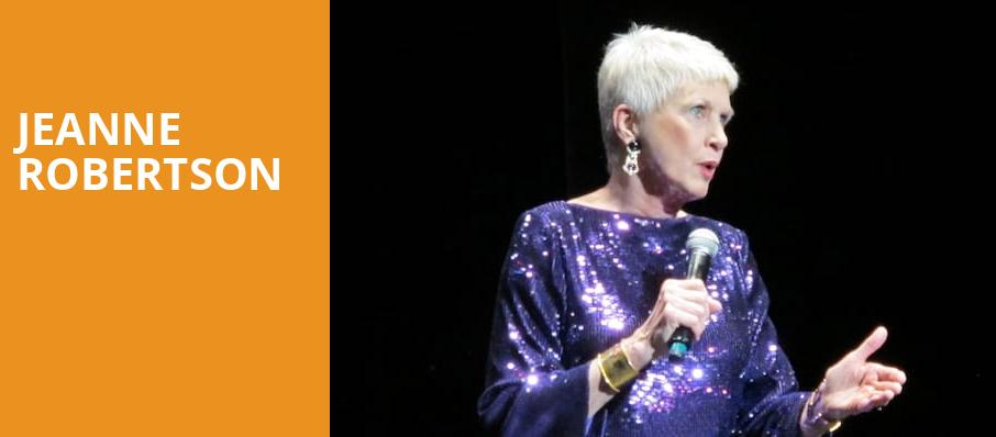 Jeanne Robertson, Carnegie Library Music Hall Of Homestead, Pittsburgh